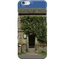 Castle Bolton Post Office N. Yorkshire, UK, 1980s. iPhone Case/Skin