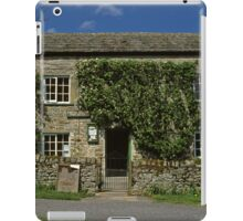Castle Bolton Post Office N. Yorkshire, UK, 1980s. iPad Case/Skin