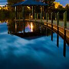 Big Pond by Michael  Bermingham
