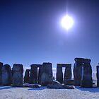 Blue Stone Henge by Peter Sweeney
