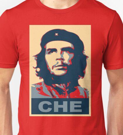 che guevara obama style Unisex T-Shirt