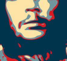 che guevara obama style Sticker