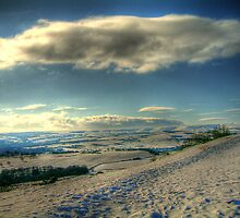Cloud and Snow by m4rtys