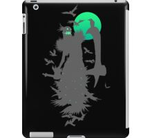 Fiddlesticks Crows Black iPad Case/Skin