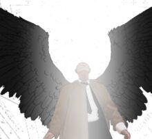 Team Supernatural: Castiel Sticker
