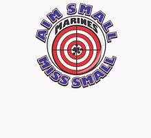 AIM SMALL MISS SMALL - MARINES Unisex T-Shirt