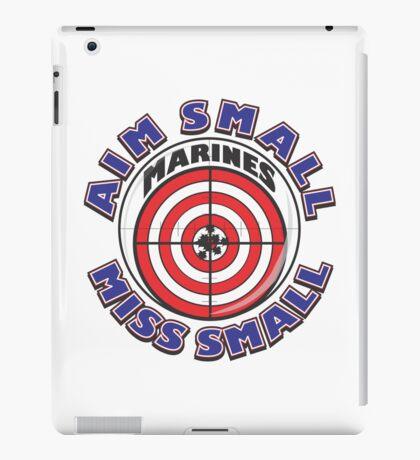 AIM SMALL MISS SMALL - MARINES iPad Case/Skin