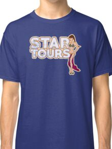 A Tour Around The Stars Classic T-Shirt