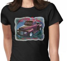 48' Ford Truck Womens Fitted T-Shirt