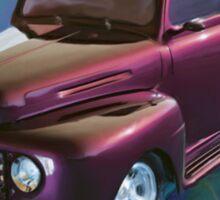 48' Ford Truck Sticker