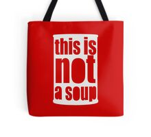 Warhol Magritte Tote Bag