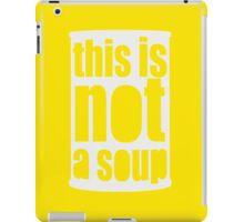 Warhol Magritte iPad Case/Skin