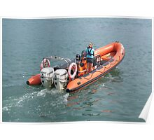 Life Boat Poster