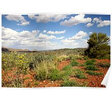 West Macdonnell Ranges XV Poster