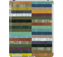 Wooden Abstract lX iPad Case/Skin