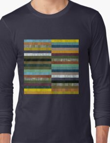 Wooden Abstract lX T-Shirt