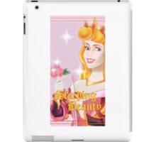 Pink Sleeping Beauty iPad Case/Skin