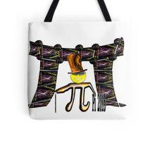 Pi 2015 LHC Tote Bag