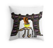 Pi 2015 LHC Throw Pillow