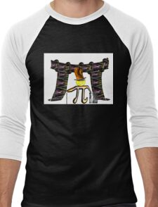 Pi 2015 LHC Men's Baseball ¾ T-Shirt