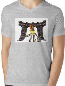 Pi 2015 LHC Mens V-Neck T-Shirt