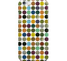 Rustic Rounds 125 iPhone Case/Skin