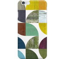 Rustic Rounds 3.0 iPhone Case/Skin