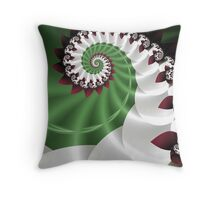 Breathtaking Elegance Throw Pillow