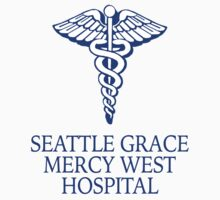 Seattle Grace Hospital Grey's Anatomy by caseyward