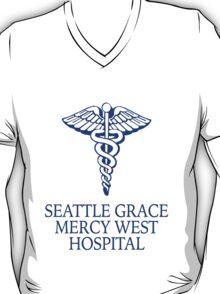 Seattle Grace Hospital Grey's Anatomy T-Shirt