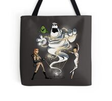 The Stay Frost Marshmallow Tote Bag