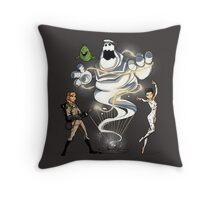 The Stay Frost Marshmallow Throw Pillow