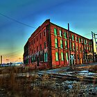 Abandoned Factory by HubPhotography