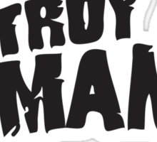 DESTROY ALL HUMANS Sticker