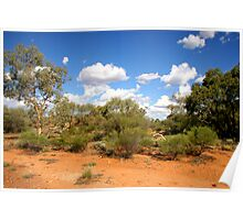 West Macdonnell Ranges XVI Poster