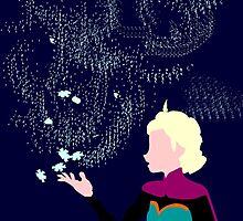 Elsa minimalist by 0bviouslyHemmo