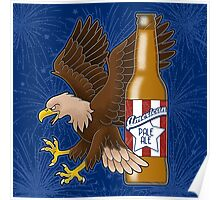 American Pale Ale Poster