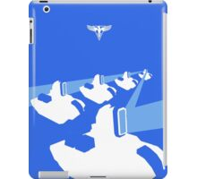 Panels Charged iPad Case/Skin