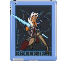 Rogue Jedi iPad Case/Skin