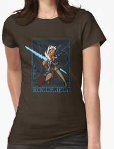Rogue Jedi Womens Fitted T-Shirt
