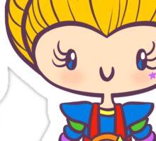 Prism Girl Sticker