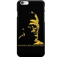 Human Revolution iPhone Case/Skin