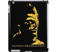 Human Revolution iPad Case/Skin