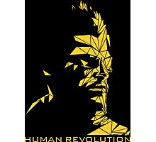 Human Revolution Photographic Print