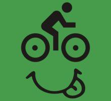 Bicycle Face by nektarinchen