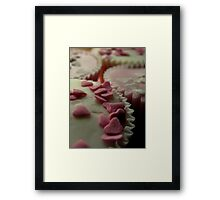 The Cogs Of Love Framed Print