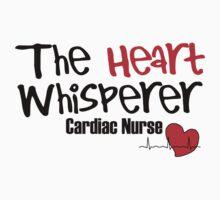 the heart whisperer cardiac nurse T-Shirt
