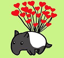 Tapir Love by mayiying89