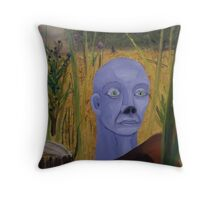 They're Not all flowers in our Garden of Life Throw Pillow