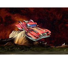 Space Vehicle  Photographic Print